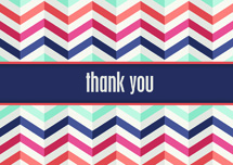 Simply Stated Thank You Cards